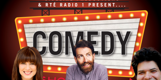 Comedy Showhouse – 'Colm O'Regan Wants A Word'