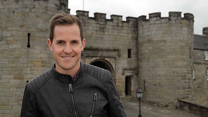 New Series – Secrets of Great British Castles on Ch.5