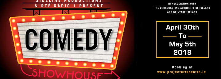 Comedy Showhouse 2018